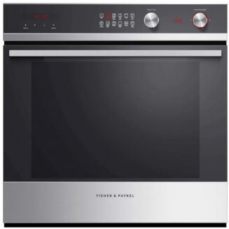 Fisher & Paykel OB60SD11PX1 Built-in Oven | Pyrolytic 85L